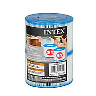 Lot de 2 cartouches pour spa Intex PureSpa