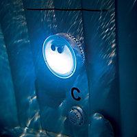 Lumière d'ambiance pour spa à bulles Intex PureSpa