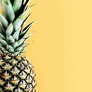 Mémo board magnétique ananas 30 x 30 cm