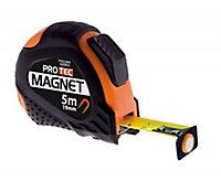 Mètre ruban Fisher Darex Magnet Protect 19 mm x 5 m