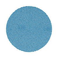 Maille abrasive pour ponceuse excentrique Norton ø 125 mm, Grain 180 - 5 pièces
