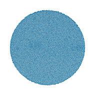 Maille abrasive pour ponceuse à plâtre Norton ø 225 mm, Grain 60 - 5 pièces