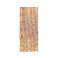 Maille à pince 115 x 280 mm - Grain 60 Mac Allister, 4 pièces