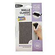 Maille plâtre 70 x 125 mm mm - Grain 180 Gerlon, Maille