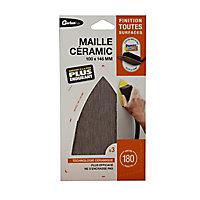 Maille universelles 100 x 146 mm - Grain 180 Gerlon, Maille
