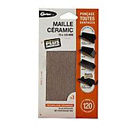 Maille universelles 70 x 125 mm - Grain 120 Gerlon, Maille