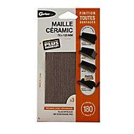 Maille universelles 70 x 125 mm mm - Grain 180 Gerlon, Maille