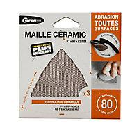 Maille universelles 93 x 93 mm - Grain 80 Gerlon, Maille
