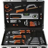 Mallette à outils 119 pièces Magnusson