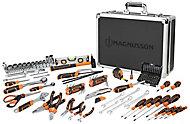 Mallette à outils Magnusson 136 pièces