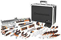 Mallette à outils Magnusson 137 pièces