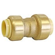 Manchon réduit à clipser pour tube cuivre ou PER ou Multicouche Ø16-Ø14
