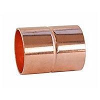 Manchon à souder pour tube cuivre Ø10 - sachet de 10 pièces