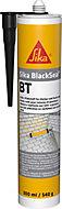Mastic bitumineux pour raccord d'étanchéité en couverture Noir Sika Blackseal BT 300 ml