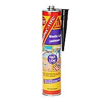 Mastic colle noir Sika Sikaflex 11 FC + 400 ml