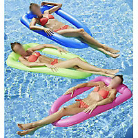 Matelas gonflable Pool pod