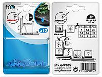 Micro asperseur Maxi-Jets 180° (10 pièces)