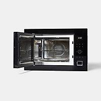 Micro-ondes grill encastrable Cooke & Lewis CLBIMW34LEU 34L