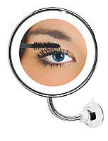 Miroir grossissant x 10 avec bras flexible Best of TV Glam Mirror