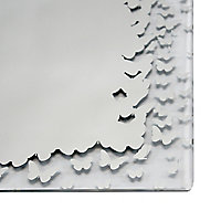 Miroir rectangle Papillons 30 x 120 cm