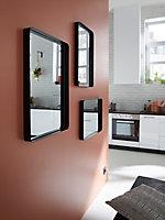 Miroir Steelton argenté 70 x 50 cm