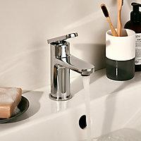 Mitigeur pour vasque à manette unique GoodHome Berrow