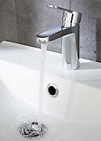 Mitigeur pour vasque à manette unique GoodHome Lecci