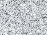 Moquette velours gris clair Rupel 4m (vendu au m²).