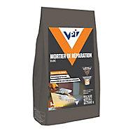 Mortier de réparation fibré VPI blanc 5kg