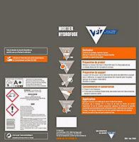 Mortier hydrofuge VPI 10kg
