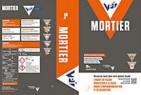 Mortier VPI 35 kg