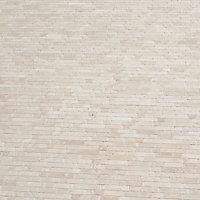 Mosaïque beige 30,5x31cm Travertino pierre naturelle