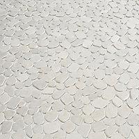 Mosaïque beige 31,5x31,5cm Malaca
