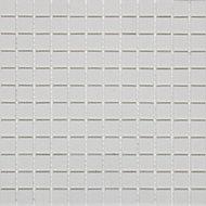 Mosaïque blanc 30x30cm Plain