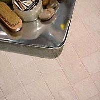 Mosaïque blanche 5 x 5 cm Quartzite