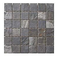 Mosaïque effet pierre 30 x 30 cm Grande Norde