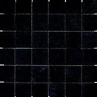 Mosaïque gris foncé 30 x 30 cm Oikos
