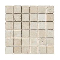 Mosaïque Verono 30 x 30 cm pierre naturelle