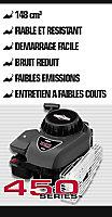 Motobineuse thermique Stafor ES0B2.2 125 cc