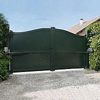 Motorisation de portail battant Somfy Evolvia 400 2401288