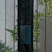 Moustiquaire de porte magnétique 100 x 220 cm
