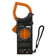 Multimètre avec pince AMP-CM600