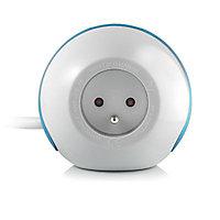 Multiprise Watt & Co Watt Ball bleu