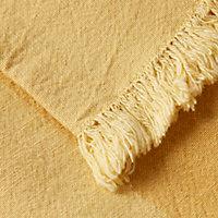 Nappe à frange Blooma cocon 140 x 190 cm