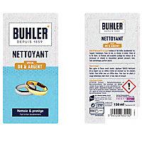 Nettoyant argent or Buhler 150ml