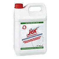 Nettoyant carrelages et sols plastiques Jex professionnel 5L