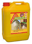 Nettoyant-dégraissant pour surfaces extérieures Sika Sikagard 5 L
