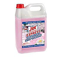 Nettoyant multi-usages express antibactérien Souffle d'Asie Jex professionnel 5L