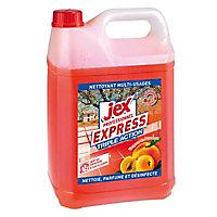 Nettoyant multi-usages express antibactérien Verger de provence Jex professionnel 5L
