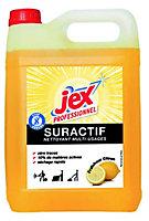 Nettoyant multi-usages suractif senteur citron Jex pressionnel 5L